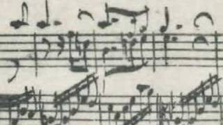 J. S. Bach: Sinfonia in g BWV 797, Robert Hill, fortepiano