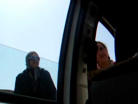 Marrakech 2009 – Angry Taxi Driver vs. Women