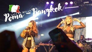 ROMA - BANGKOK | LALI ft. BABY-K EN MILAN (09/04/2017)