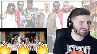 DJ Khaled - I'm the One ft. Justin Bieber, Quavo, Chance the Rapper, Lil Wayne (REACTION)