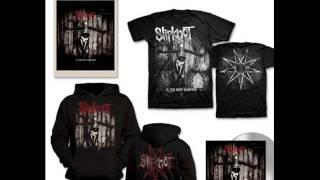Slipknot new merch released for new album .5: The Gray Chapter !