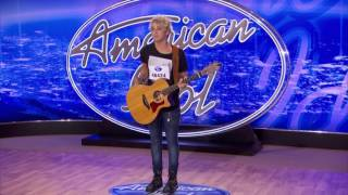 "Dalton Rapattoni - Audition ""The Phantom Of The Opera"" (American Idol: Season 15)"