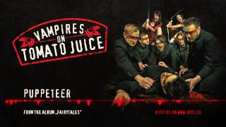 Vampires On Tomato Juice - Puppeteer