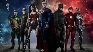 Liga da Justiça 2017   Trailer Dublado