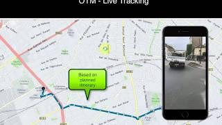OTM Live tracking
