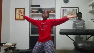 """The Melisizwe Brothers """"I Feel Good"""" (James Brown) Cover."""