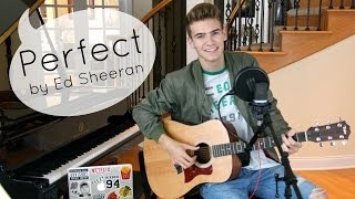 Ed Sheeran - Perfect (Cover by Devin Hayes)