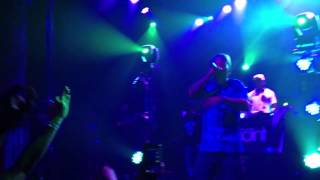 "Prodigy ft Big Twin ""Can't Complain"" LIVE 2013"