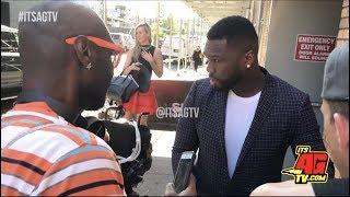 How 50 Cent Treats His Fans