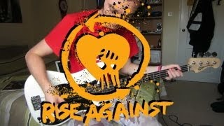 Rise Against - Prayer Of The Refugee Bass Cover
