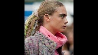 Cara Delevingne no desfile da Chanel Outono/Inverno 2014 | Cara Delevingne Brasil