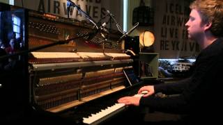 Ólafur Arnalds - Tomorrow's Song (Live on KEXP)