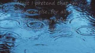 Christina Aguilera-Reflection lyrics