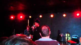 KO - Stand By Me, Ben E. King cover (White Rabbit, Indianapolis, 1.10.13)