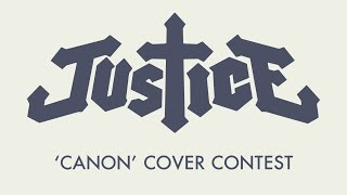 Justice - COVER CONTEST