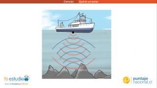 Física - Qué es un sonar