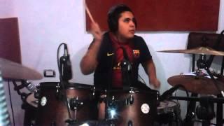 Unas Heladas - Maximo Grado (drums covers)