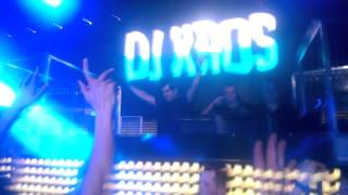 DJ KROS live Heaven Leszno 04.12.2015