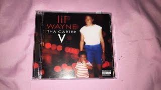 Silent Unboxing: Lil' Wayne - Tha Carter V CD