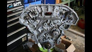G35 / 350z - VQ35DE Motor Tear Down