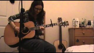 Funky Town (Lipps Inc Cover) - Solo Acoustic Guitar - Laura