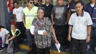 """El relato de la inspectora de Control Urbano agredida: """"Sin mediar palabra, me pegó"""""""
