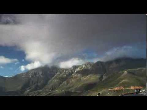 Cape Town glidecam HD4000 – timelapse
