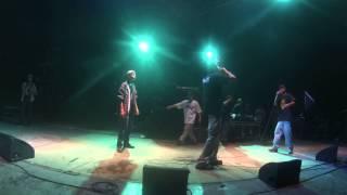THR Cru2 - Algo de odio (En vivo Nach en Monterrey 2015)