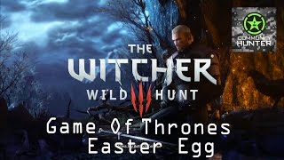 Game Of Thrones Easter Egg - The Witcher 3: Wild Hunt