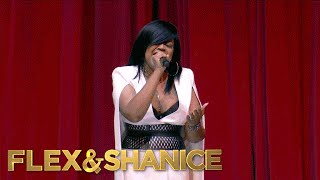 "Shanice Performs Her New Song: ""I Think I Got Another Hit"" 