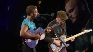 Coldplay - Till Kingdom Come (Live Madrid) HD