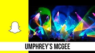 Umphrey's McGee | The Main Squeeze [CLIPS] @ CEFCU Center Stage 8/4/16
