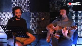 Rádio Comercial | Miguel Araújo e António Zambujo - Recantiga (ao vivo)