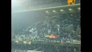 Vitória vs Sporting- White Angels (2013)