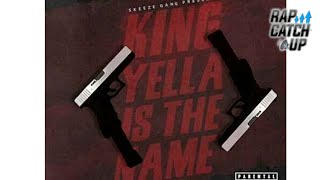 King Yella - King Yella Is The Name (LIL MOUSE DISS) [@RapCatchup EXCLUSIVE]