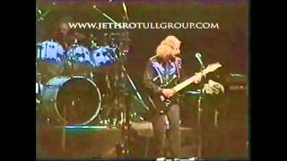 Later that same evening  performed by Martin Barre with Jethro Tull at Croydon
