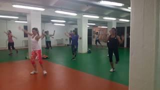 Dance aerobic - Zuzana
