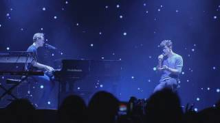 James TW & Shawn Mendes - Mashup at Air Canada Centre in Toronto