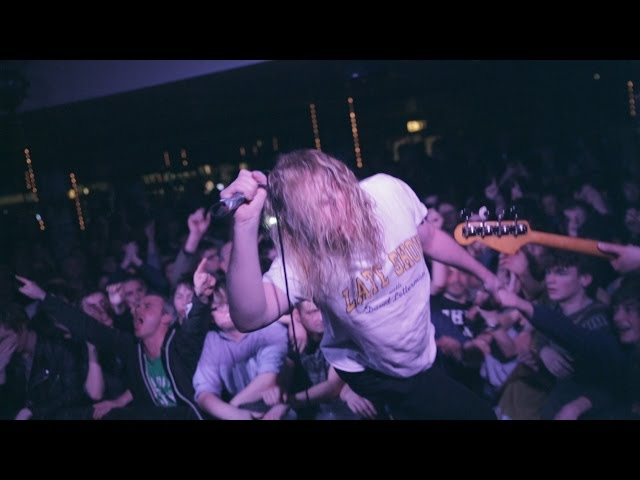 "Video de ""Let it burn"" de The Orwells"