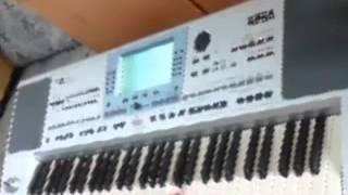 電子琴伴奏 每當變幻時