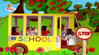As rodas do autocarro 720p
