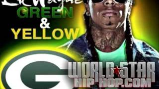 Lil Wayne - Green and Yellow + Download + Lyrics (Black and Yellow Remix) *NEW*