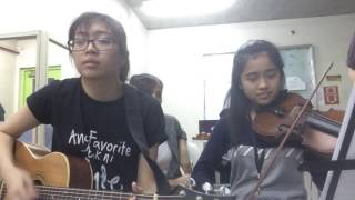 Heart Like Yours Cover - Guitar & Violin