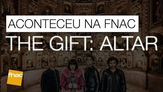 Lancamento novo álbum dos The Gift no Rooftop Amoreiras by FNAC