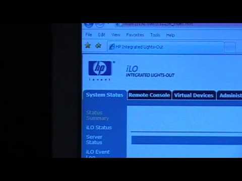 Hp Ilo Firmware Download Dl380 G4 Service - xsonarzone
