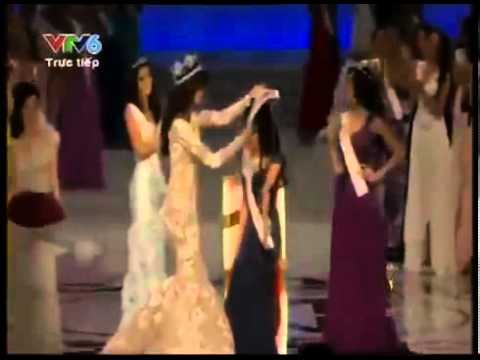 Miss World 2012 - Miss China Wenxia YU - Crowning Moment - 2012 Dünya Güzeli www.ustinsan.com
