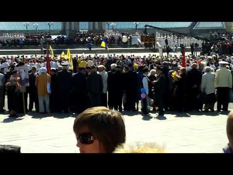 Défilé du 9 mai 2009 à Kiev