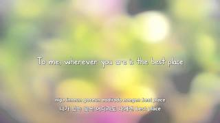 SHINee- 내 곁에만 있어 (Best Place) lyrics [Eng. | Rom. | Han.]