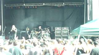Drowning Pool - Tear Away - Live - Boise, ID