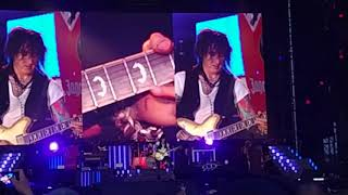 Richard Fortus solo @Firenze Rocks 2018 - Guns N' Roses live